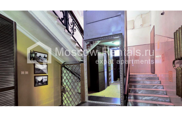 """Photo #8 3-room (2 BR) apartment for <a href=""""http://moscow-rentals.ru/en/articles/long-term-rent"""" target=""""_blank"""">a long-term</a> rent  in Russia, Moscow, Degtyarnyi lane, 15к1"""
