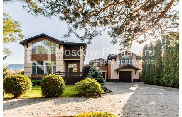 Photo #1 House <u>for sale</u> in Russia, Moscow, Moscow region, Odintsovo city district, Kalchuga village