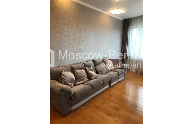 """Photo #5 4-room (3 BR) apartment for <a href=""""http://moscow-rentals.ru/en/articles/long-term-rent"""" target=""""_blank"""">a long-term</a> rent  in Russia, Moscow, Sosnovaya alleya, 1"""
