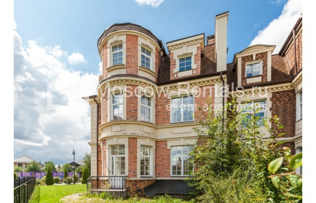 Photo #1 Townhouse for sale in Russia, Moscow, Rublevo-Uspenskoe highway, Ilinka compound