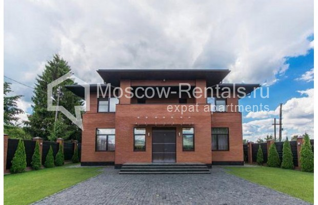 Photo #1 House for sale in Russia, Moscow, Odintsovo district, village Usovo