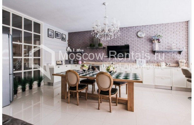 Photo #4 Townhouse for sale in Russia, Moscow, Odintsovo district, Rozhdestvenno village, Barvikha Club