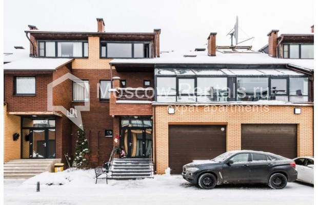 Photo #1 Townhouse for sale in Russia, Moscow, Odintsovo district, Rozhdestvenno village, Barvikha Club