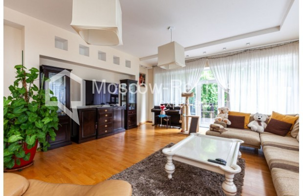 Photo #15 House for sale in Russia, Moscow, Odintsovo district, Nemchinovka, KP Kazimir Malevich