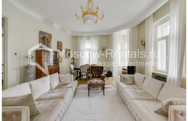Photo #1 5-room (4 BR) apartment for sale in Russia, Moscow, Prechistenka str, 33/19С1
