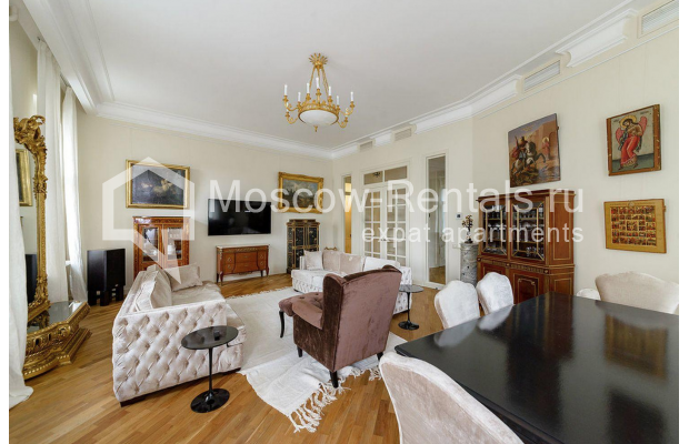 Photo #2 5-room (4 BR) apartment for sale in Russia, Moscow, Prechistenka str, 33/19С1