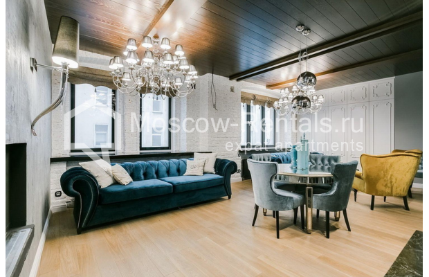 Photo #1 5-room (4 BR) apartment for sale in Russia, Moscow, B. Kozikhinksyi lane, 23