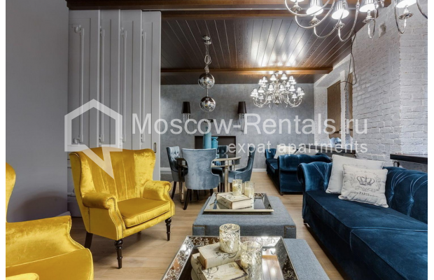 Photo #2 5-room (4 BR) apartment for sale in Russia, Moscow, B. Kozikhinksyi lane, 23