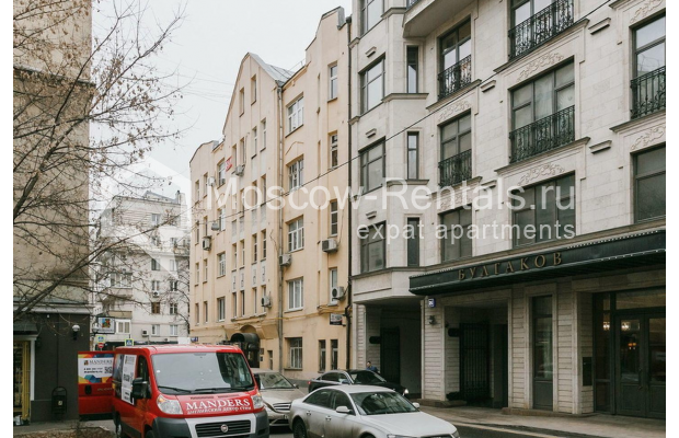 Photo #20 5-room (4 BR) apartment for sale in Russia, Moscow, B. Kozikhinksyi lane, 23
