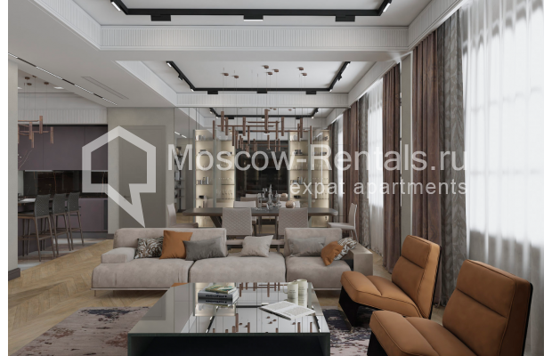 Photo #1 5-room (4 BR) apartment for sale in Russia, Moscow, Fadeeva str, 4А