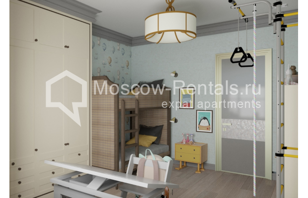 Photo #10 5-room (4 BR) apartment for sale in Russia, Moscow, Fadeeva str, 4А