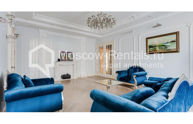 Photo #1 5-room (4 BR) apartment for sale in Russia, Moscow, Sechenovskyi lane, 7