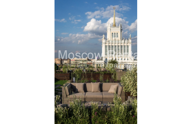 Photo #5 4-room (3 BR) apartment for sale in Russia, Moscow, B. Sadovaya str, 5к2