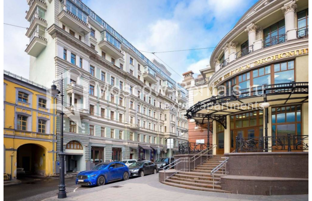 Photo #1 4-room (3 BR) apartment for sale in Russia, Moscow, Milutinskyi lane, 3