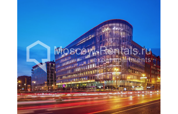 Photo #1 4-room (3 BR) apartment for sale in Russia, Moscow, B. Gruzinskaya str, 69