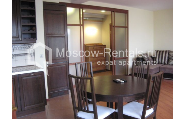 """Photo #2 2-room (1 BR) apartment for <a href=""""http://moscow-rentals.ru/en/articles/long-term-rent"""" target=""""_blank"""">a long-term</a> rent  in Russia, Moscow, Brusov lane, 4"""