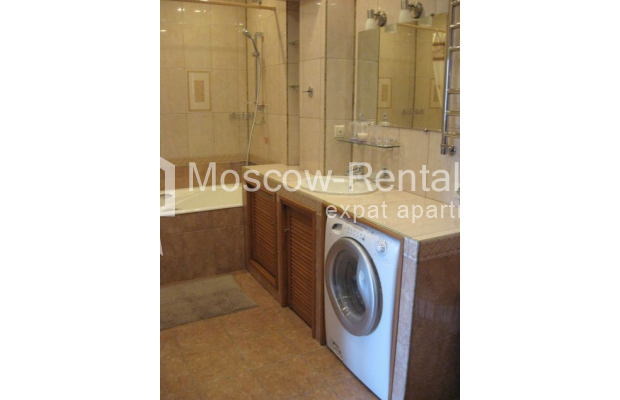 """Photo #9 2-room (1 BR) apartment for <a href=""""http://moscow-rentals.ru/en/articles/long-term-rent"""" target=""""_blank"""">a long-term</a> rent  in Russia, Moscow, Brusov lane, 4"""
