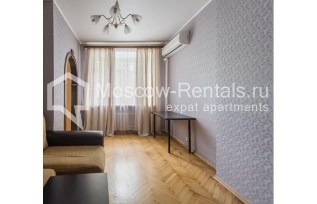 """Photo #1 3-room (2 BR) apartment for <a href=""""http://moscow-rentals.ru/en/articles/long-term-rent"""" target=""""_blank"""">a long-term</a> rent  in Russia, Moscow, Malaya Bronnaya str, 13"""
