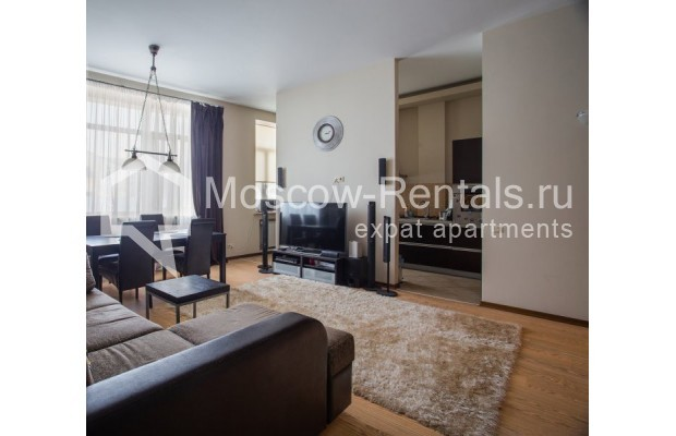 "Photo #1 3-room (2 BR) apartment for <a href=""http://moscow-rentals.ru/en/articles/long-term-rent"" target=""_blank"">a long-term</a> rent  in Russia, Moscow, Samotechnaya str, 5"