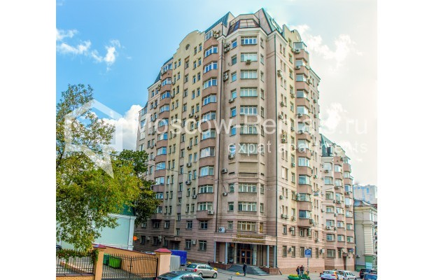 """Photo #16 3-room (2 BR) apartment for <a href=""""http://moscow-rentals.ru/en/articles/long-term-rent"""" target=""""_blank"""">a long-term</a> rent  in Russia, Moscow, Gilyarovskogo str, 4К1"""
