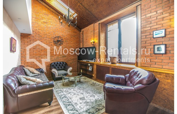 "Photo #2 2-room (1 BR) apartment for <a href=""http://moscow-rentals.ru/en/articles/long-term-rent"" target=""_blank"">a long-term</a> rent  in Russia, Moscow, Dukhovskoy lane, 17А"