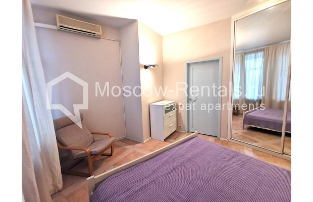 "Photo #6 3-room (2 BR) apartment for <a href=""http://moscow-rentals.ru/en/articles/long-term-rent"" target=""_blank"">a long-term</a> rent  in Russia, Moscow, Tverskaya str, 6С5"
