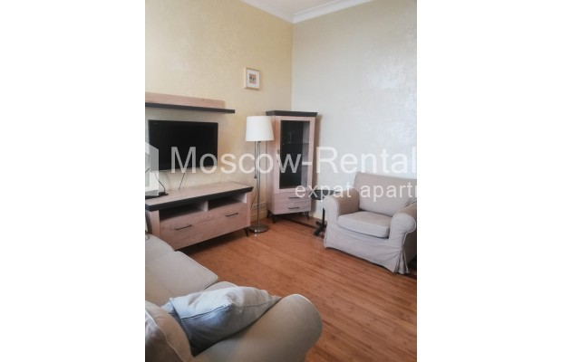 """Photo #1 2-room (1 BR) apartment for <a href=""""http://moscow-rentals.ru/en/articles/long-term-rent"""" target=""""_blank"""">a long-term</a> rent  in Russia, Moscow, Tverskaya str, 8к1"""