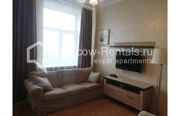 """Photo #2 2-room (1 BR) apartment for <a href=""""http://moscow-rentals.ru/en/articles/long-term-rent"""" target=""""_blank"""">a long-term</a> rent  in Russia, Moscow, Tverskaya str, 8к1"""