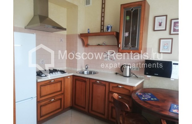 """Photo #7 2-room (1 BR) apartment for <a href=""""http://moscow-rentals.ru/en/articles/long-term-rent"""" target=""""_blank"""">a long-term</a> rent  in Russia, Moscow, Tverskaya str, 8к1"""