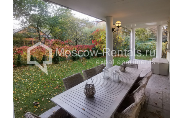 "Photo #2 House for <a href=""http://moscow-rentals.ru/en/articles/long-term-rent"" target=""_blank"">a long-term</a> rent  in Russia, Moscow, Brullova str, 7"