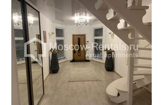 "Photo #13 House for <a href=""http://moscow-rentals.ru/en/articles/long-term-rent"" target=""_blank"">a long-term</a> rent  in Russia, Moscow, Brullova str, 7"