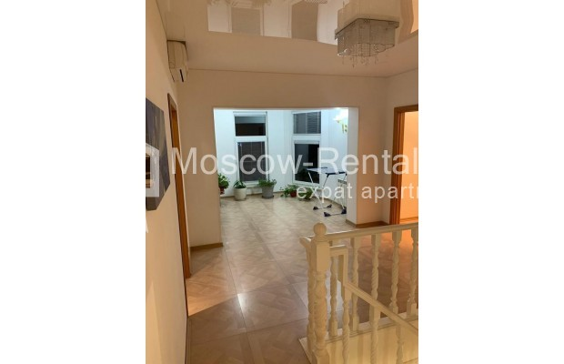 "Photo #16 House for <a href=""http://moscow-rentals.ru/en/articles/long-term-rent"" target=""_blank"">a long-term</a> rent  in Russia, Moscow, Brullova str, 7"