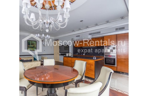 "Photo #3 4-room (3 BR) apartment for <a href=""http://moscow-rentals.ru/en/articles/long-term-rent"" target=""_blank"">a long-term</a> rent  in Russia, Moscow, B. Tishinskyi lane, 10С1"