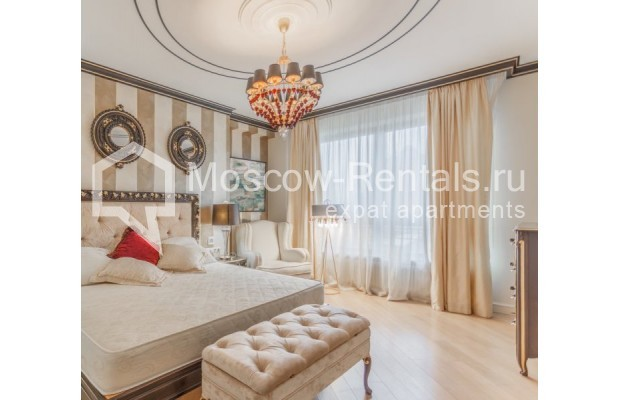 "Photo #10 4-room (3 BR) apartment for <a href=""http://moscow-rentals.ru/en/articles/long-term-rent"" target=""_blank"">a long-term</a> rent  in Russia, Moscow, B. Tishinskyi lane, 10С1"