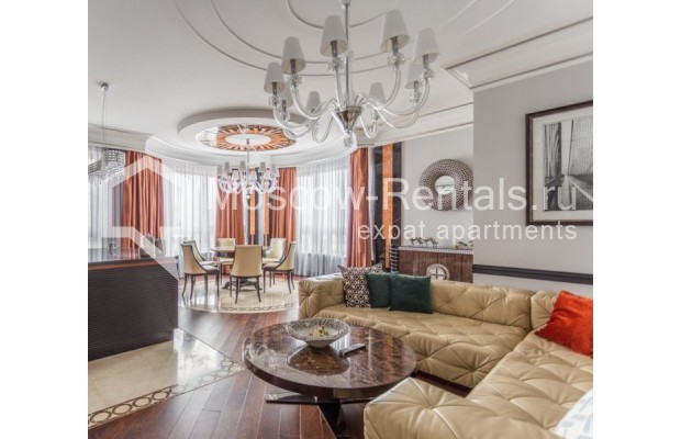 "Photo #6 4-room (3 BR) apartment for <a href=""http://moscow-rentals.ru/en/articles/long-term-rent"" target=""_blank"">a long-term</a> rent  in Russia, Moscow, B. Tishinskyi lane, 10С1"
