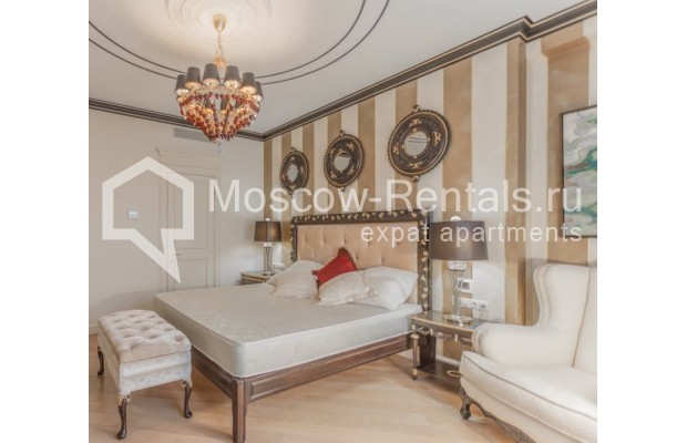 "Photo #12 4-room (3 BR) apartment for <a href=""http://moscow-rentals.ru/en/articles/long-term-rent"" target=""_blank"">a long-term</a> rent  in Russia, Moscow, B. Tishinskyi lane, 10С1"