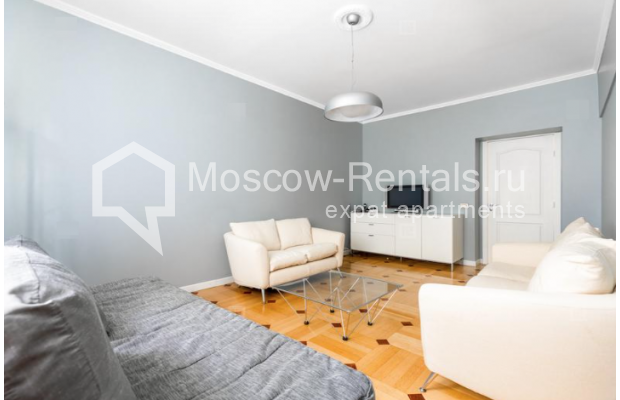 """Photo #1 2-room (1 BR) apartment for <a href=""""http://moscow-rentals.ru/en/articles/long-term-rent"""" target=""""_blank"""">a long-term</a> rent  in Russia, Moscow, Staryi Tolmachevskyi lane, 7"""
