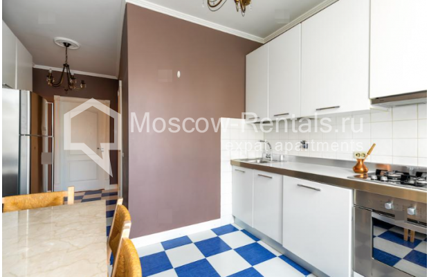 """Photo #4 2-room (1 BR) apartment for <a href=""""http://moscow-rentals.ru/en/articles/long-term-rent"""" target=""""_blank"""">a long-term</a> rent  in Russia, Moscow, Staryi Tolmachevskyi lane, 7"""