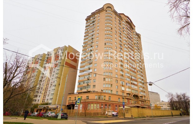 """Photo #8 2-room (1 BR) apartment for <a href=""""http://moscow-rentals.ru/en/articles/long-term-rent"""" target=""""_blank"""">a long-term</a> rent  in Russia, Moscow, Grokholskyi lane, 28"""