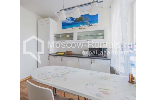 """Photo #6 3-room (2 BR) apartment for <a href=""""http://moscow-rentals.ru/en/articles/long-term-rent"""" target=""""_blank"""">a long-term</a> rent  in Russia, Moscow, B. Afanasievskyi lane, 35-37С4"""