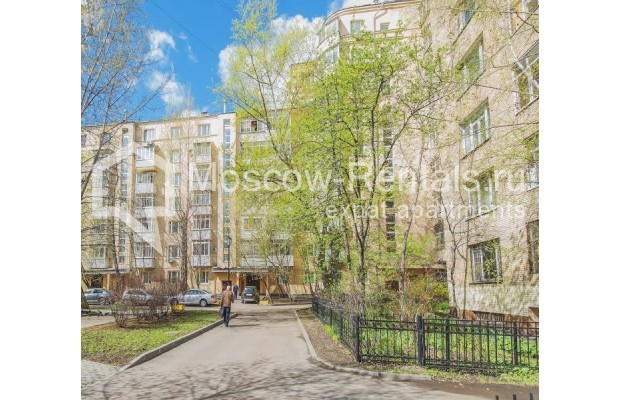 """Photo #16 3-room (2 BR) apartment for <a href=""""http://moscow-rentals.ru/en/articles/long-term-rent"""" target=""""_blank"""">a long-term</a> rent  in Russia, Moscow, B. Afanasievskyi lane, 35-37С4"""
