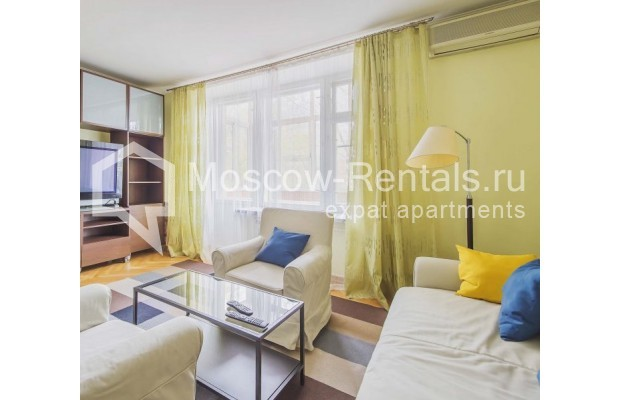 """Photo #2 3-room (2 BR) apartment for <a href=""""http://moscow-rentals.ru/en/articles/long-term-rent"""" target=""""_blank"""">a long-term</a> rent  in Russia, Moscow, B. Afanasievskyi lane, 35-37С4"""