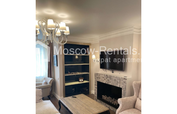 """Photo #7 3-room (2 BR) apartment for <a href=""""http://moscow-rentals.ru/en/articles/long-term-rent"""" target=""""_blank"""">a long-term</a> rent  in Russia, Moscow, Gruzinskyi val, 14"""