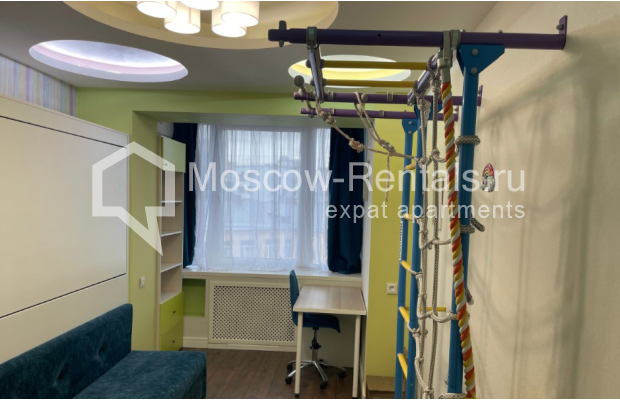 """Photo #14 3-room (2 BR) apartment for <a href=""""http://moscow-rentals.ru/en/articles/long-term-rent"""" target=""""_blank"""">a long-term</a> rent  in Russia, Moscow, Gruzinskyi val, 14"""