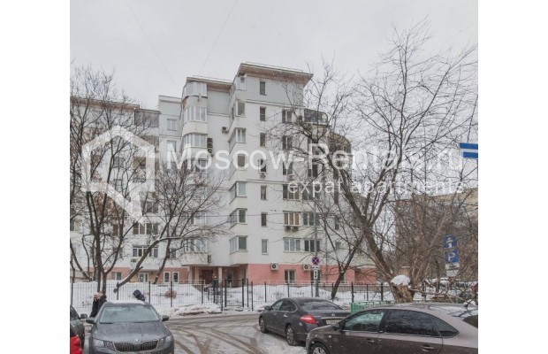 """Photo #20 3-room (2 BR) apartment for <a href=""""http://moscow-rentals.ru/en/articles/long-term-rent"""" target=""""_blank"""">a long-term</a> rent  in Russia, Moscow, Novolesnoi lane, 5"""