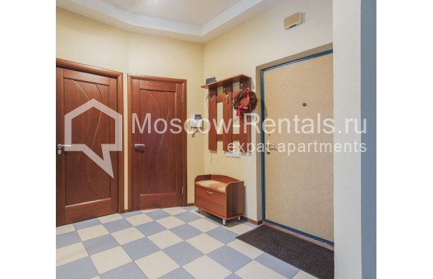 """Photo #18 3-room (2 BR) apartment for <a href=""""http://moscow-rentals.ru/en/articles/long-term-rent"""" target=""""_blank"""">a long-term</a> rent  in Russia, Moscow, Novolesnoi lane, 5"""