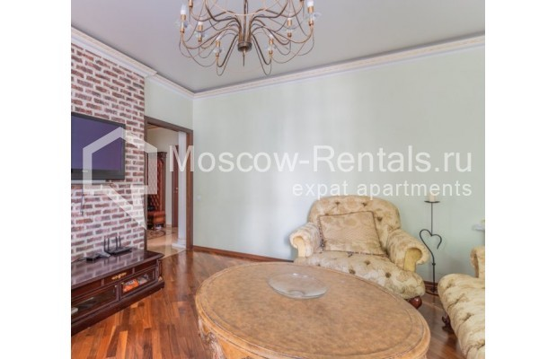 """Photo #6 3-room (2 BR) apartment for <a href=""""http://moscow-rentals.ru/en/articles/long-term-rent"""" target=""""_blank"""">a long-term</a> rent  in Russia, Moscow, M. Levshinskyi lane, 14/9С1"""