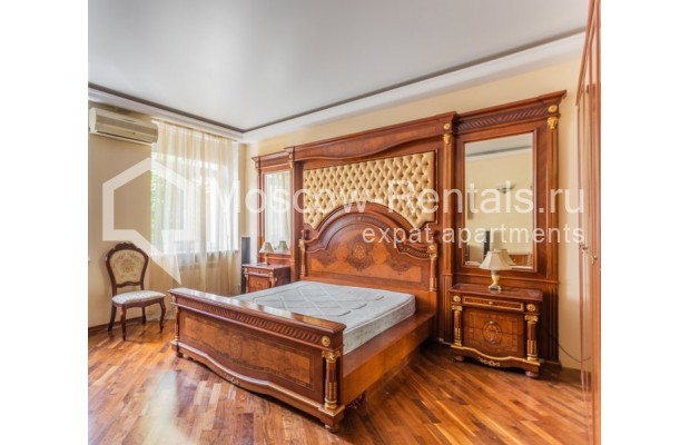 """Photo #7 3-room (2 BR) apartment for <a href=""""http://moscow-rentals.ru/en/articles/long-term-rent"""" target=""""_blank"""">a long-term</a> rent  in Russia, Moscow, M. Levshinskyi lane, 14/9С1"""