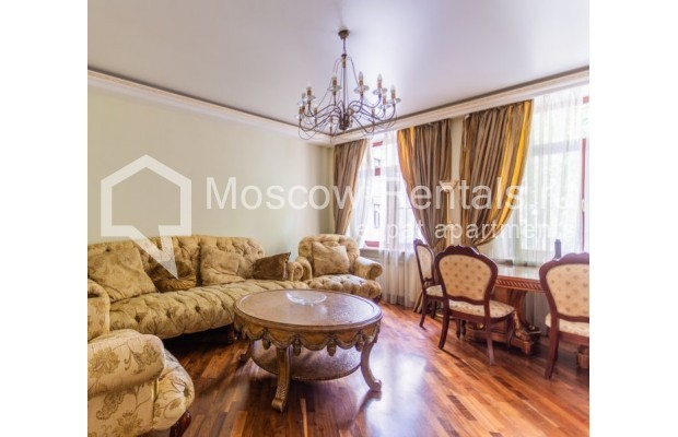 """Photo #4 3-room (2 BR) apartment for <a href=""""http://moscow-rentals.ru/en/articles/long-term-rent"""" target=""""_blank"""">a long-term</a> rent  in Russia, Moscow, M. Levshinskyi lane, 14/9С1"""