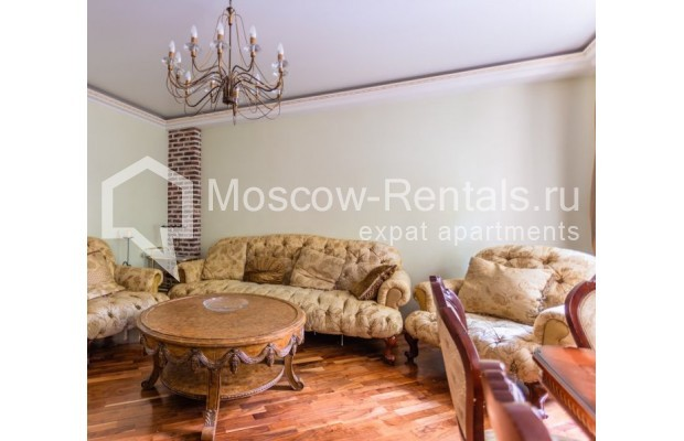 """Photo #5 3-room (2 BR) apartment for <a href=""""http://moscow-rentals.ru/en/articles/long-term-rent"""" target=""""_blank"""">a long-term</a> rent  in Russia, Moscow, M. Levshinskyi lane, 14/9С1"""